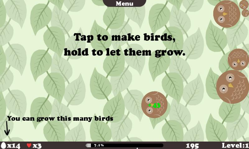 Chirp Chirp Free - screenshot