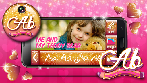 玩免費生活APP|下載添加美丽的文字照片 app不用錢|硬是要APP