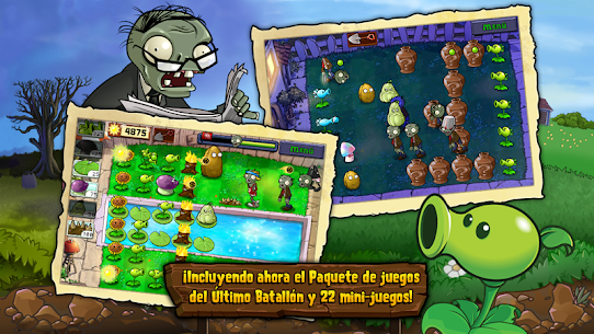 Plants vs. Zombies FREE (MOD) 4