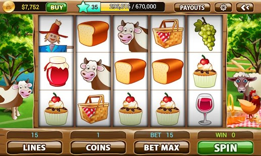 Farm Casino - Slot Machines- screenshot thumbnail