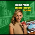 Online Poker Wining Strategies logo