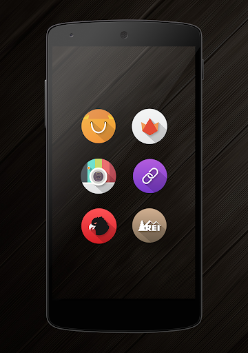 Flat-O Icon Pack