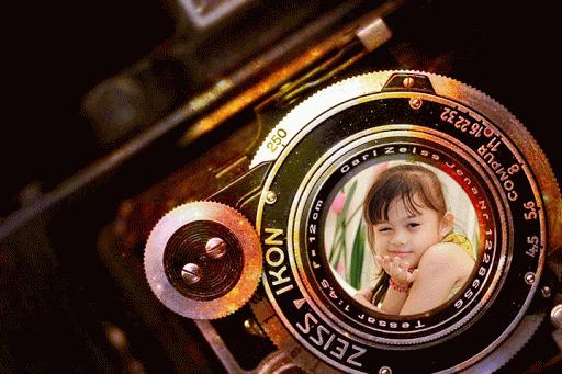 Camera Photo Frames