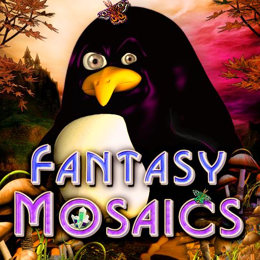 Fantasy Mosaics LOGO-APP點子