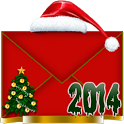 New Year Cards 2015 icon