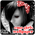 Emo Girls Wallpaper HD + icon