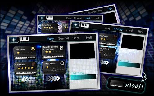 Piano Holic rhythm game