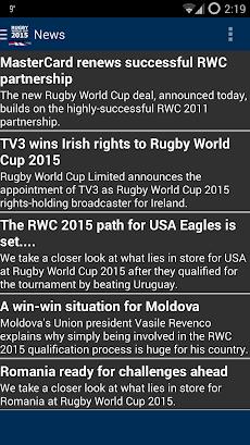 Rugby 2015. World Cupのおすすめ画像2