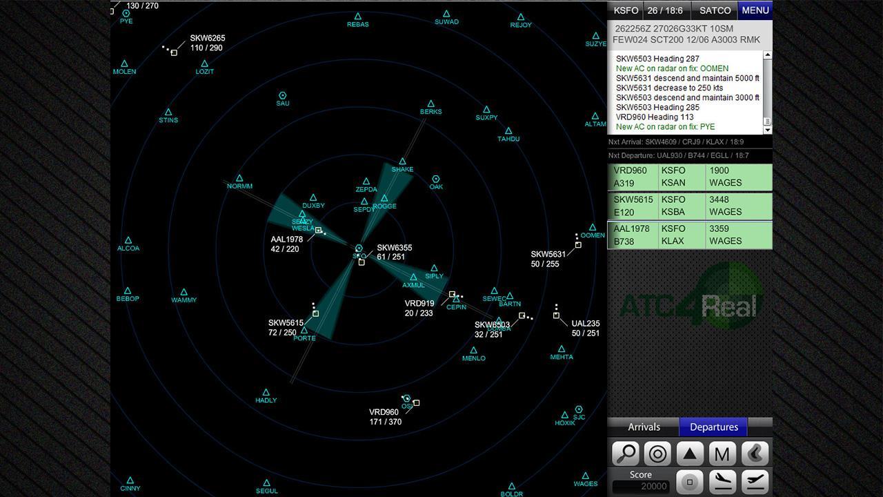 ATC4Real San Francisco HD- screenshot