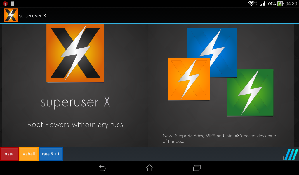 how to add apps to superuser