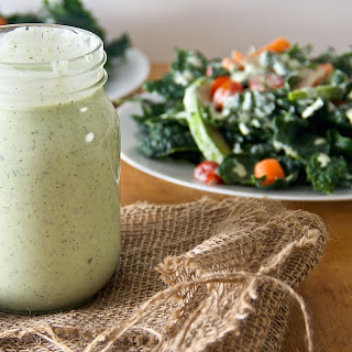 Coconut Milk Ranch Dressing