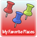 My Favorite Places logo