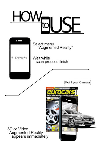 EUROCARS Augmented Reality Mag