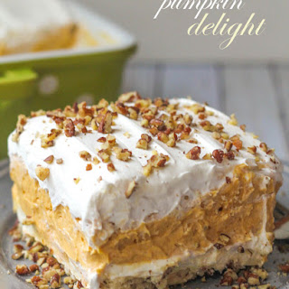 Pumpkin Dessert No Crust Recipes.