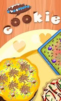 Screenshot of Chocolate Cookie-Cooking games