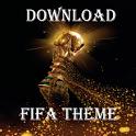 Football theme go launcher icon