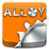 Alloy Orange Theme CM10.1
