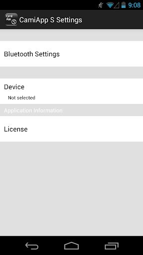 CamiApp S Setting 1.1.1 Windows u7528 1