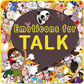 Emoticons for KakaoTalk