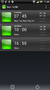 Alarm Clock Tokiko 5.0.3 (Paid)