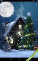 Screenshot of Christmas Moon free