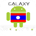 Galaxy LaoDroid (Lao droid) logo