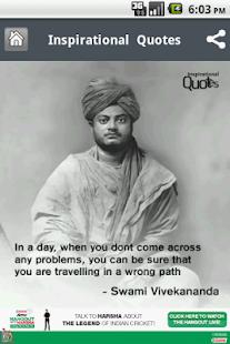 Inspirational Quotes screenshot