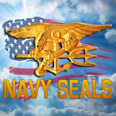 Navy SEALS Sticker !!!