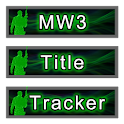 MW3 Title Tracker logo
