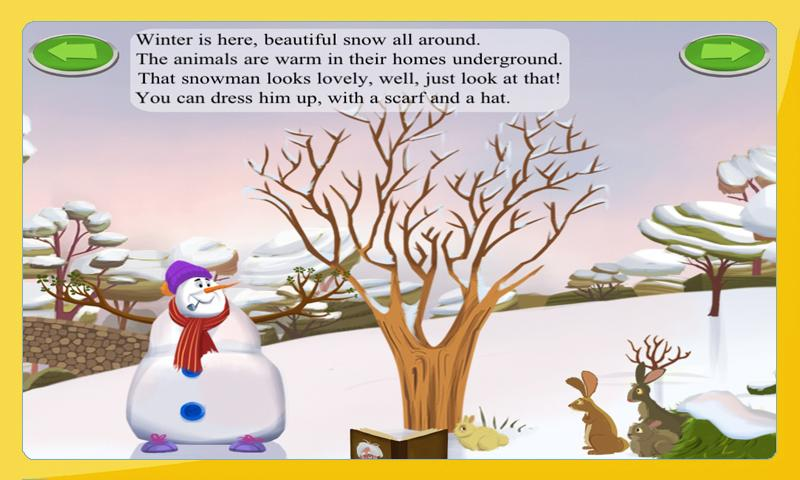 Earth Day: Kids Seasons Story- screenshot