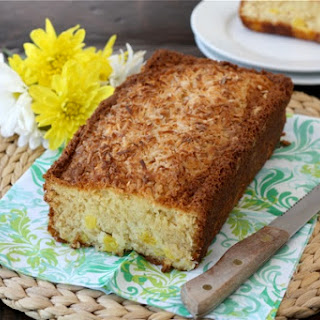 Coconut Pineapple Bread