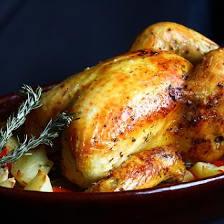 Roasted Chicken.