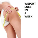 Weight Loss In A Week icon