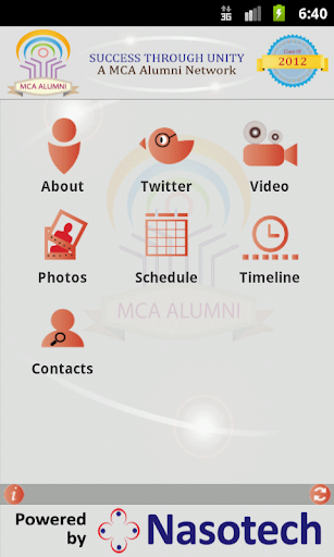 MCAGOLD - MCA Alumni Network