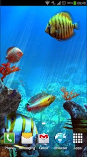 Tropical Ocean 3D LWP Screenshot