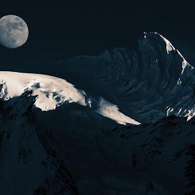 by Greg Harcharik - Landscapes Mountains & Hills ( washington )