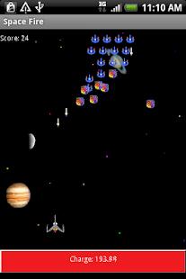 Space Fire- screenshot thumbnail
