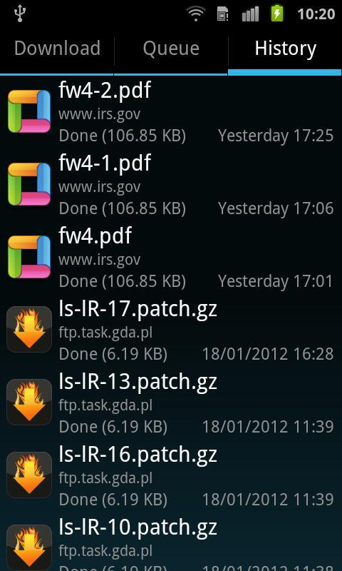 Screenshot 4 Download Blazer 2.0.7 APK PAID