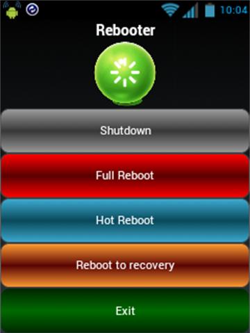 Rebooter *ROOT*