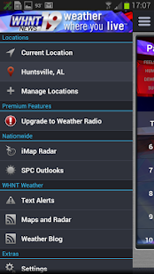 WHNT Weather - screenshot thumbnail
