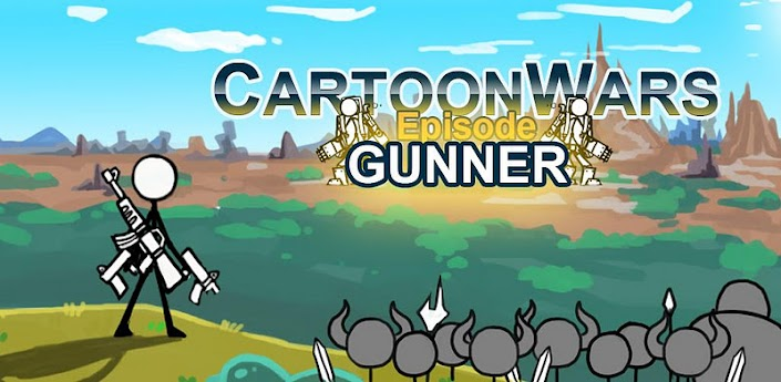 Cartoon Wars: Gunner+