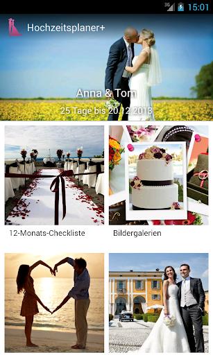 Hochzeitsplaner +