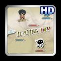 jumping now_게임 logo