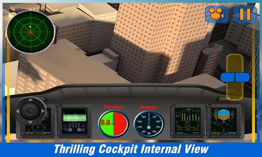 市直升机模拟飞行3D
