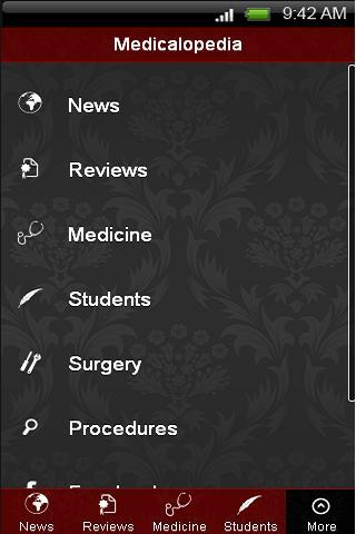 USMLE News - screenshot