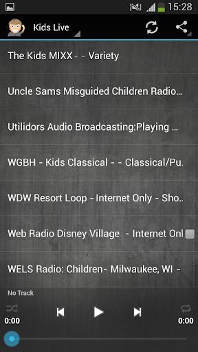 Kids Live Radio