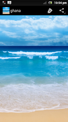 玩娛樂App|Senegal Beach HD Wallpaper免費|APP試玩