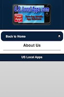 Screenshot of Us Local Apps