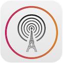 onAir - Alertes médias icon