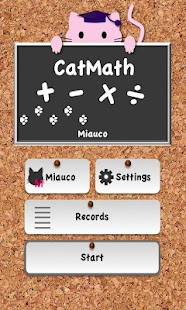 CatMath- screenshot thumbnail